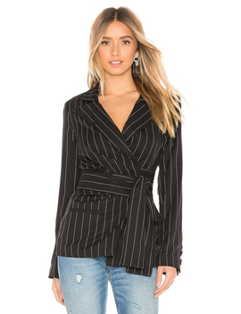 Bardot Wrap Jacket by Lovers + Friends