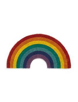 Rainbow Doormat by Ban.Do