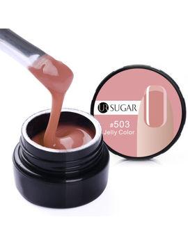 7ml Nail Tips Extension Glue Uv Gel Polish Builder Semi Transpare<Wbr>Nt Manicure Diy by Ur Sugar
