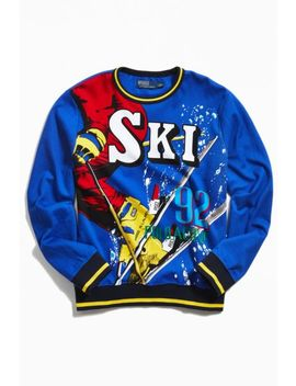 Polo Ralph Lauren Ski Crew Neck Sweatshirt by Polo Ralph Lauren