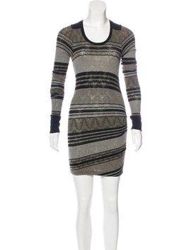 Étoile Isabel Marant Knit Bodycon Dress by Étoile Isabel Marant