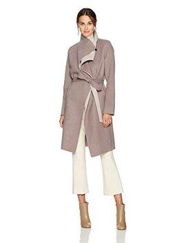 Soia & Kyo Women's Oxana Rv Double Face Wool Jacket by Soia & Kyo