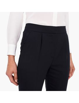 Pleated Trouser by J.Crew