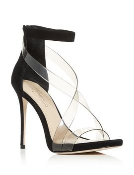 Women's Devin Ankle Strap High Heel Sandals by Imagine Vince Camuto