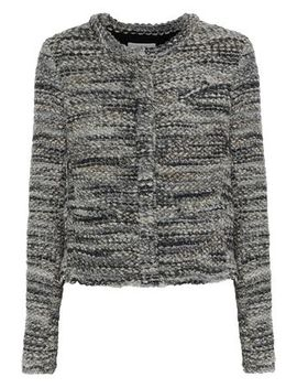 Carene Bouclé Tweed Jacket by Iro
