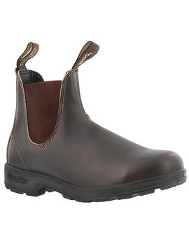 Unisex The Original Brown Pull On Boots  Uk Sizing by Blundstone