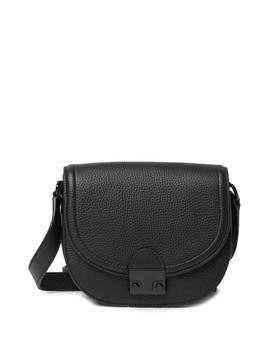 Saddle Leather Crossbody Bag by Loeffler Randall
