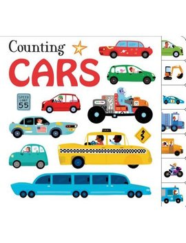 Counting Cars (Board Book) by Roger Priddy