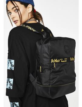 Large Groove Dna Backpack by Dr Martens