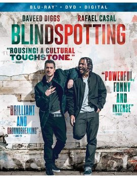 Ay/Dvd] [2018] by Blindspotting [Includes Digital Copy] [Bl