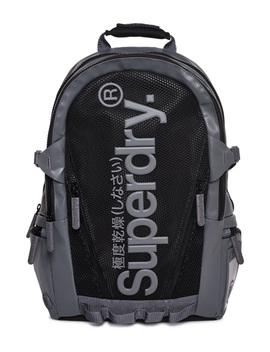 Mesh Tarp Backpack by Superdry