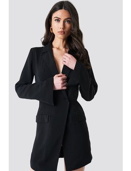 Asymmetric Blazer Dress by Na Kd Classic