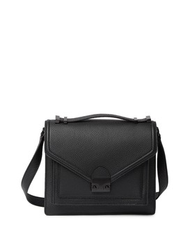 Medium Rider Leather Crossbody Bag by Loeffler Randall