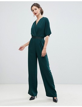 Y.A.S Tall Tailored Jumpsuit by Y.A.S. Tall