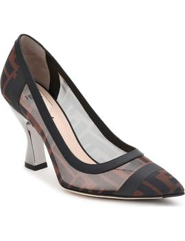 Colibri Logo Pump by Fendi