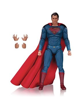 Dc Collectibles Films Premium Superman Action Figure by Dc Collectibles