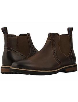 Otis Plain Toe Chelsea Boot With Kore Walking Comfort Technology by Nunn Bush