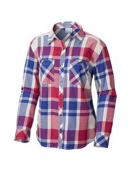 Women's Wildscape™ Flannel Shirt by Columbia Sportswear