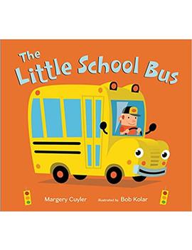 The Little School Bus (Little Vehicles) by Margery Cuyler