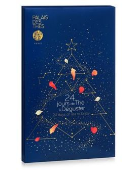 Countdown To Xmas Tea Advent Calendar by Palais Des Thes