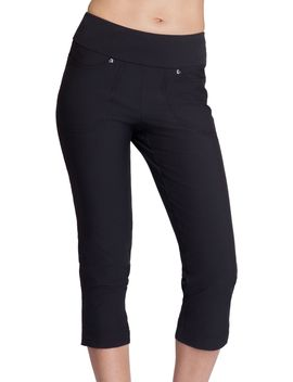 Tail Women's Milano Golf Capris by Tail
