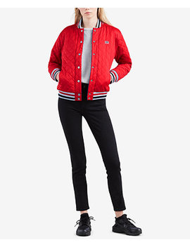 Limited Reversible Bomber Jacket, Created For Macy's by Levi's