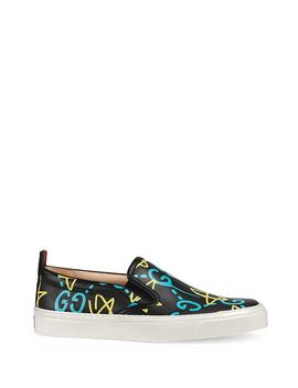 Women's Board Slip On Sneakers by Gucci