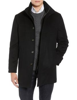 Hudson Wool Car Coat by John W. Nordstrom®