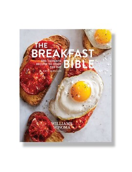 Williams Sonoma Breakfast Bible Cookbook by Williams   Sonoma