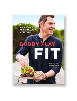 Bobby Flay Fit Cookbook by Williams   Sonoma
