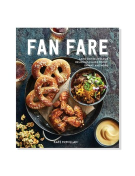 Fan Fare Cookbook by Williams   Sonoma