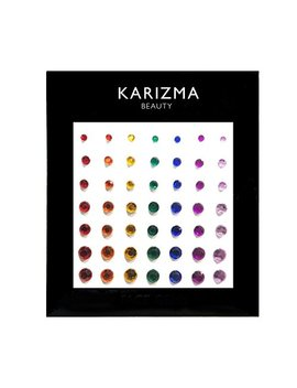 Rainbow Face Gems ✮ Festival Beauty ✮ Face Jewels Rainbow Body Jewellery Indian Bindi by Karizma