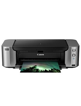 Canon Pixma Pro 100 Wireless Color Professional Inkjet Printer With Airprint And Mobile Device Printing by Canon