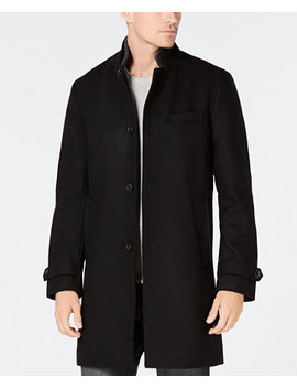 Inc Men's Todd Slim Fit Topcoat, Created For Macy's by Inc International Concepts