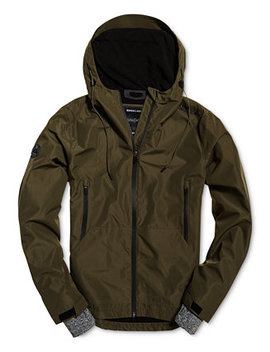 Men's Hooded Elite Windcheater Jacket by Superdry