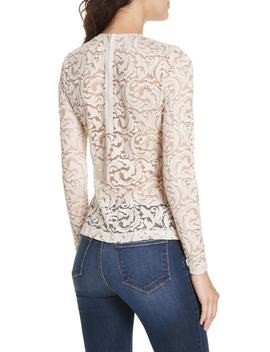 Annika Lace Top by L'agence