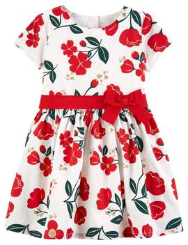 floral-sateen-holiday-dress by carters