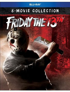 Ay] by Friday The 13th: The Ultimate Collection [Bl