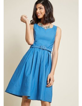 Emphasize Elegance A Line Dress by Modcloth