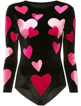 Stretch Love Heart Top by Alexia Hentsch