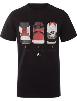 Jordan Boys' Los Angeles City T Shirt by Jordan
