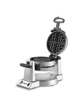 Cuisinart Waf F20 Double Belgian Waffle Maker, Stainless Steel by Cuisinart