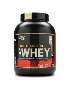 Optimum Nutrition Gold Standard 100 Percents Whey Protein Powder, Extreme Milk Chocolate, 5 Pound by Optimum Nutrition