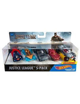 Hot Wheels Justice League Toy Vehicle [Amazon Exclusive] by Hot Wheels