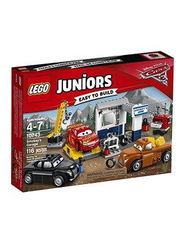 Lego Juniors Smokey's Garage 10743 Building Kit by Lego