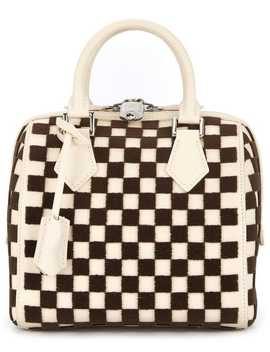 Speedy Cube Pm Tote by Louis Vuitton Vintage