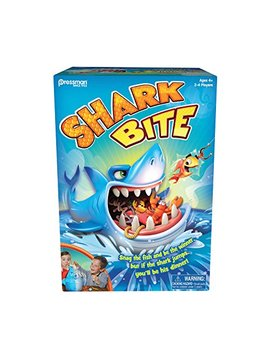 Pressman Toys Shark Bite Game (2 4 Players) by Pressman