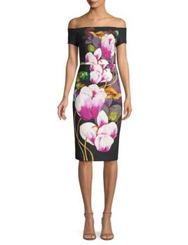 Casa Mexico Ruby Floral Dress by Trina Turk