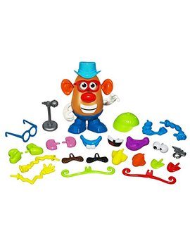 Playskool Mr. Potato Head Silly Suitcase, Ages 2 And Up (Amazon Exclusive) by Mr Potato Head