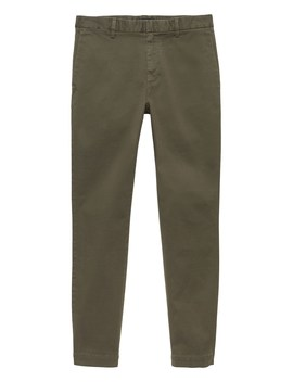 Br X Kevin Love | Aiden Slim Soft Stretch Chino by Banana Repbulic